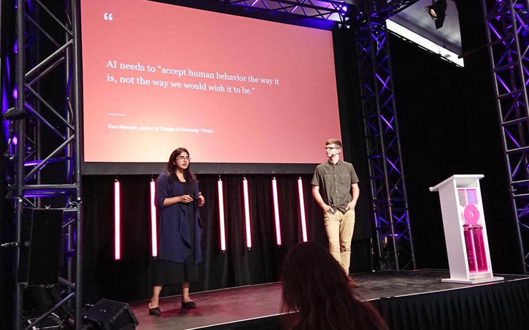 Nebula AI at Montreal's StartUpFest 2018