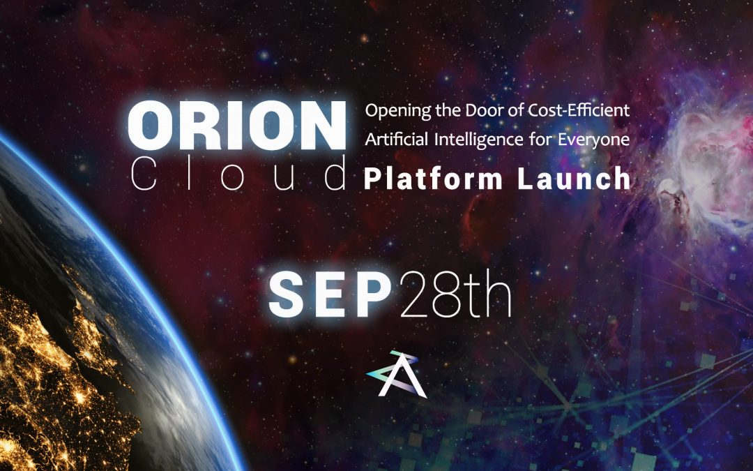 Nebula AI is Launching Orion Cloud Platform