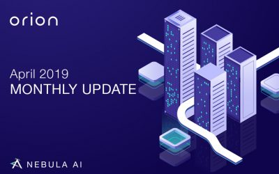 Monthly Report April 2019