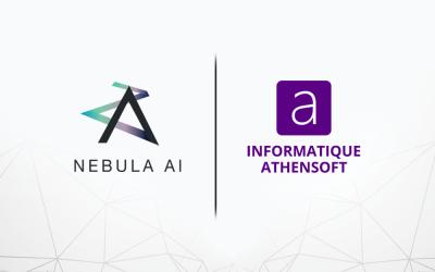 Nebula AI forms a Strategic Partnership with Information Athensoft