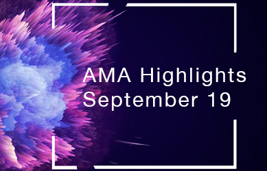 Nebula AI — September AMA Monthly Report